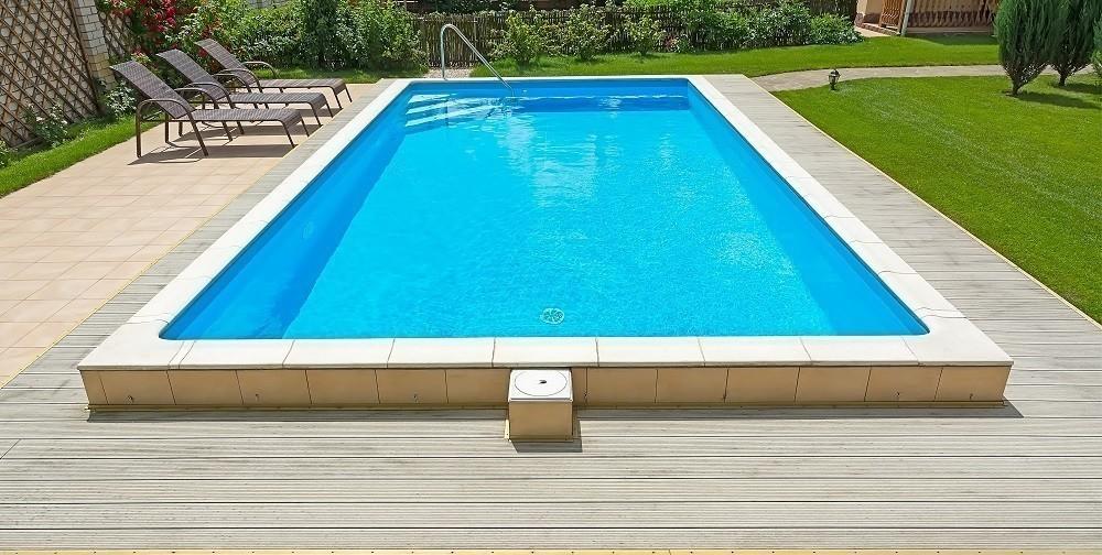casa con piscina individual