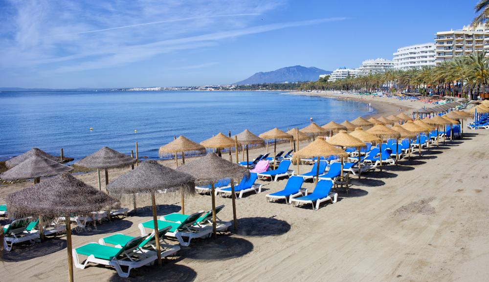 playa de marbella