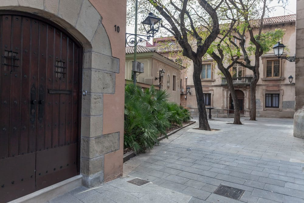 plaza sarrià-sant gervasi