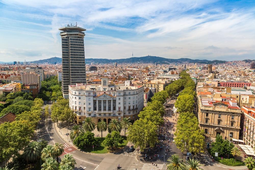 Foto de la ciudad de Barcelona