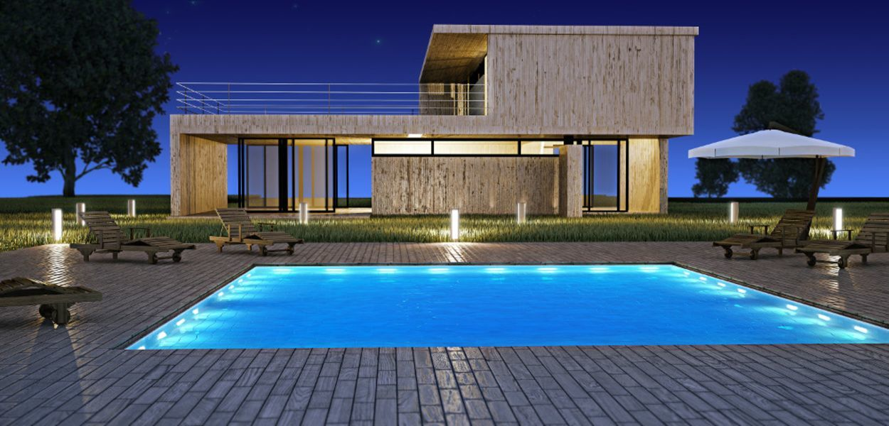 casa modular de lujo