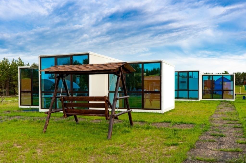 casas prefabricadas en parcela