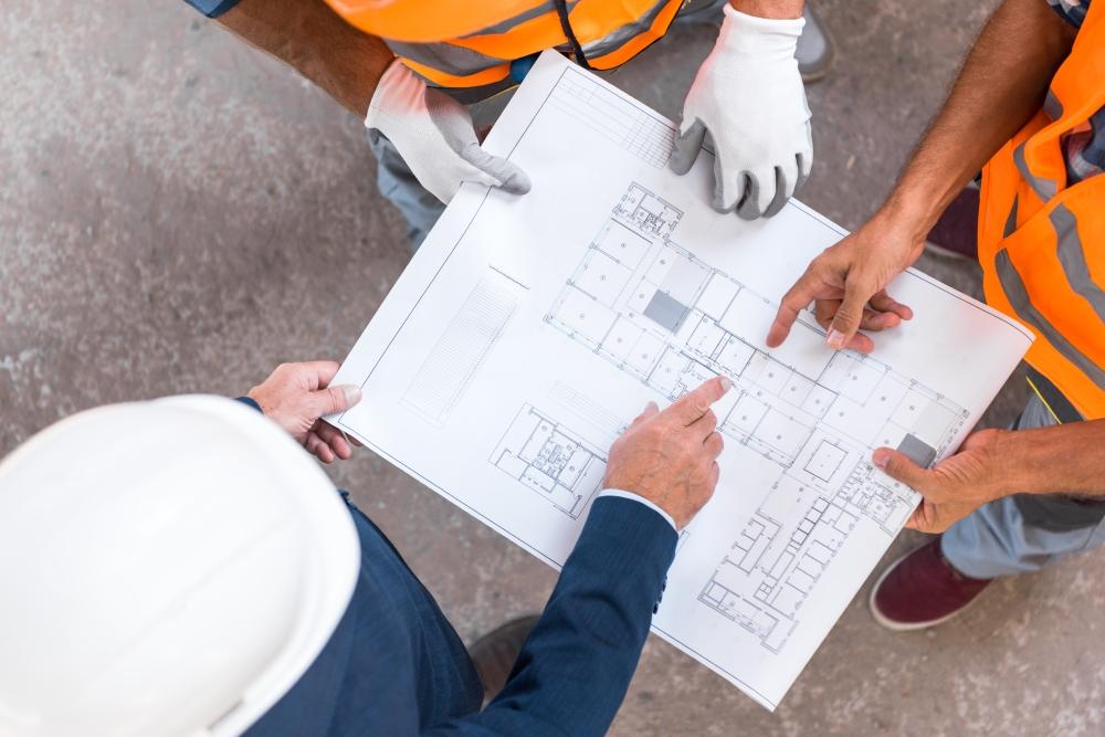promoción de pisos de obra nueva