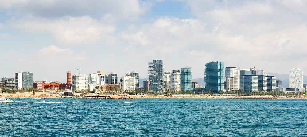 precio pisos de obra nueva sant martí vista desde el mar