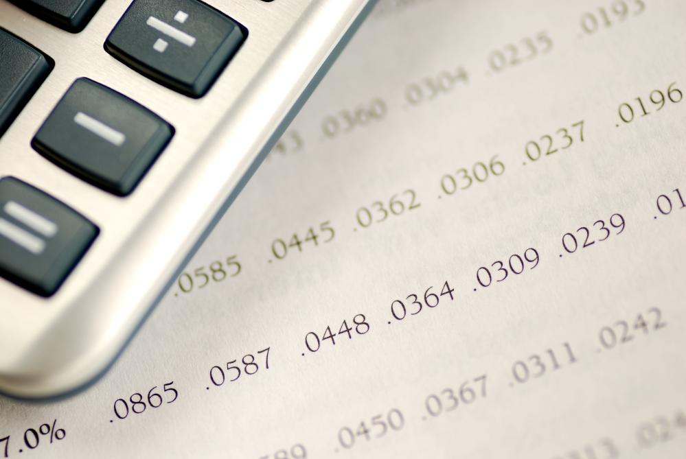 Cuadro de amortización de un préstamo