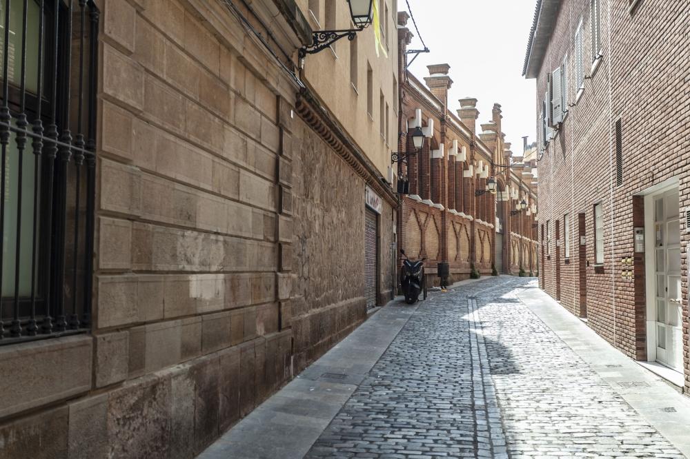 calle de Sarrià-Sant Gervasi