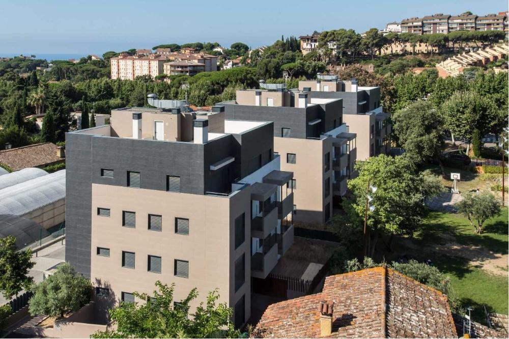 promoción obra nueva Sant andreu llavaneres Residencial Serena Valls