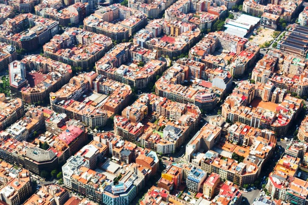 Barrio la Esquerra de l'Eixample