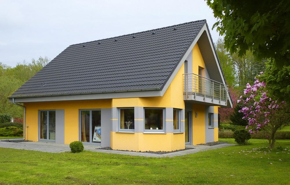 casa prefabricada de lujo