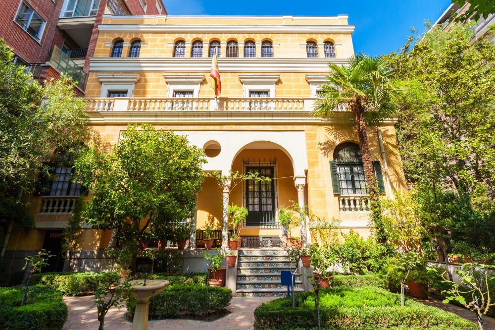 casa museo sorolla madrid
