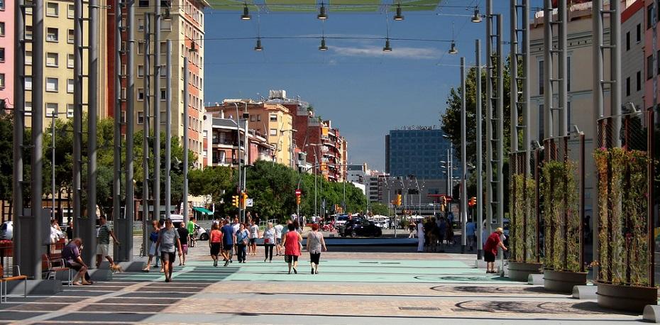 promociones pisos obra nueva distritos barcelona paseo barcelona