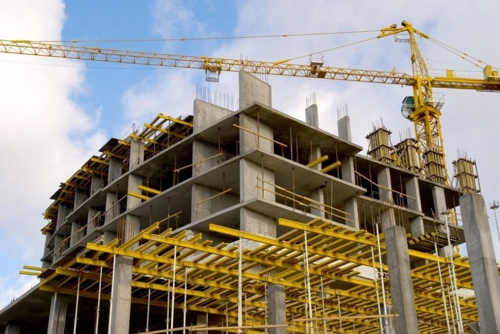 edificio de obra nueva