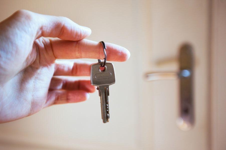 llave de casa