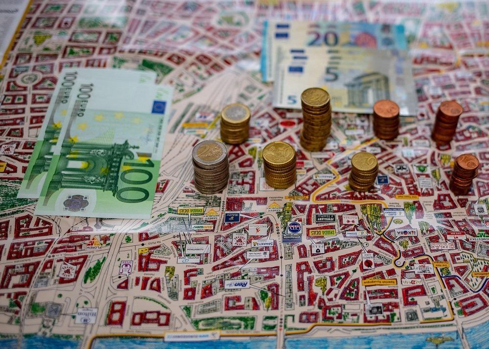 Gastos compra vivienda nueva 2019 (dinero y mapa)
