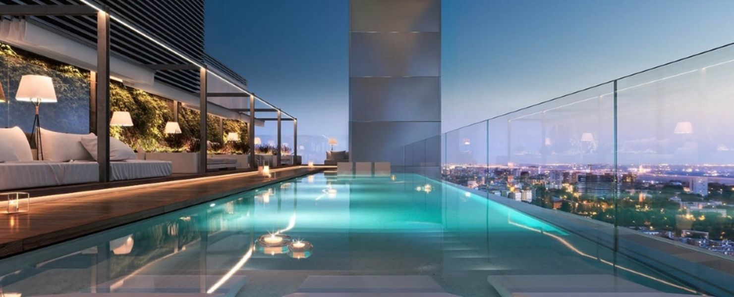 pisos tetuán skyline