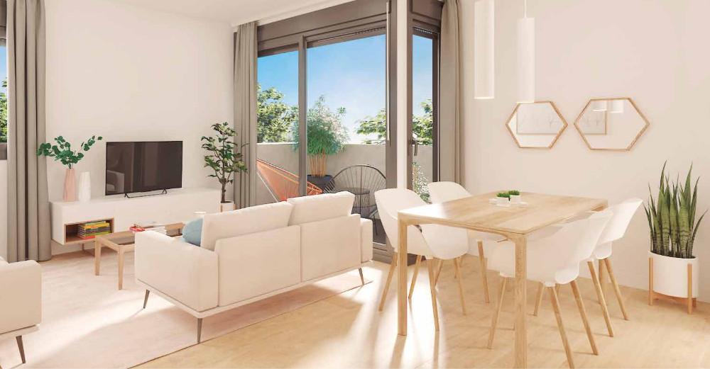 promoción obra nueva habitat inmobiliaria el cañaveral