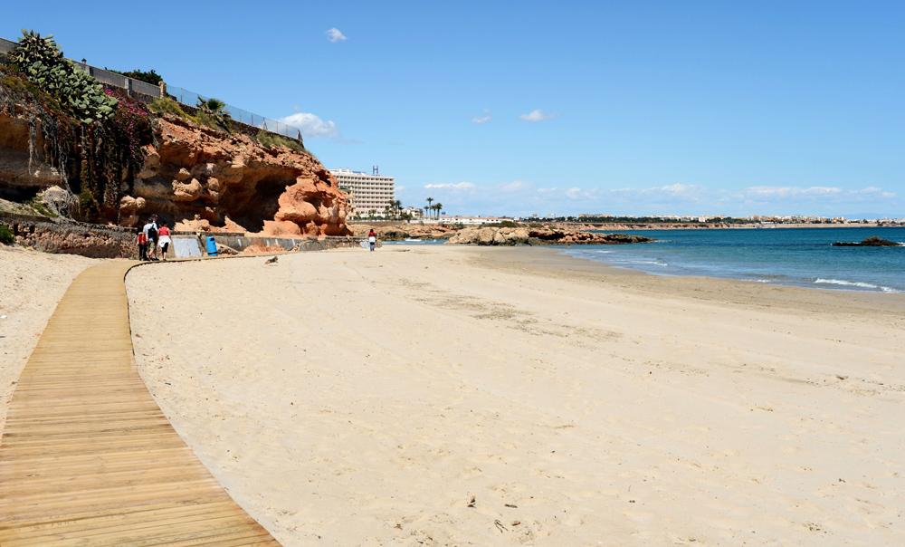 orihuela costa playa