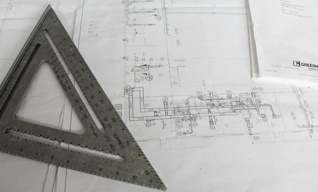 plano casa obra nueva