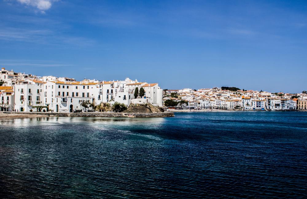 panorámica puerto banús nueva andalucía marbella