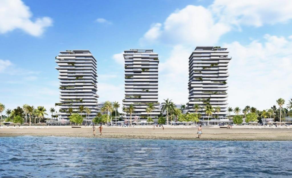 obra nueva distrito de Carretera de Cadiz Málaga Towers