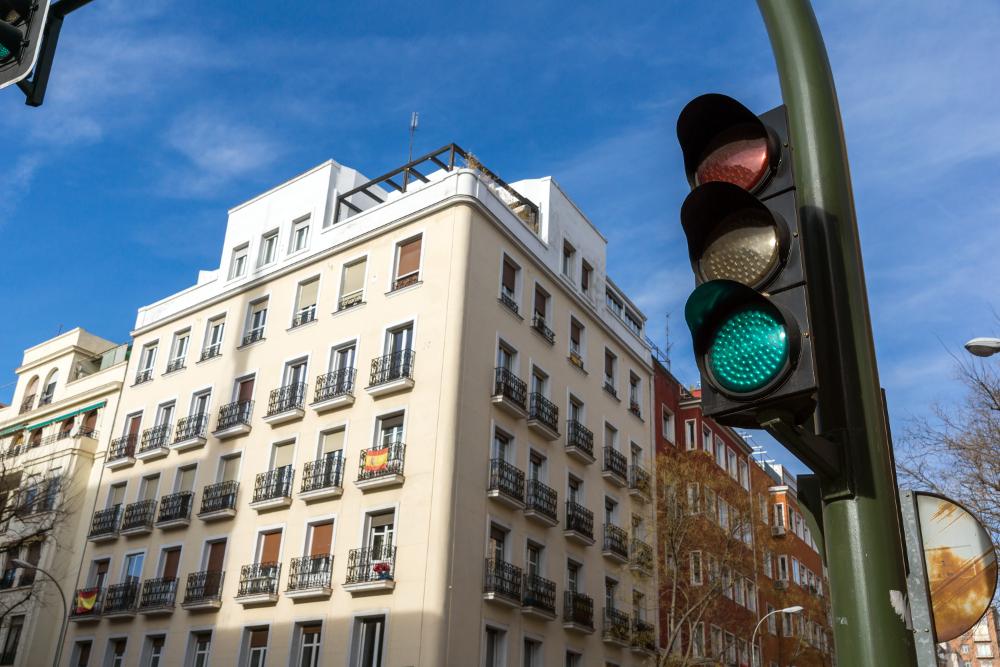 mejores zonas para vivir en Madrid centro capital
