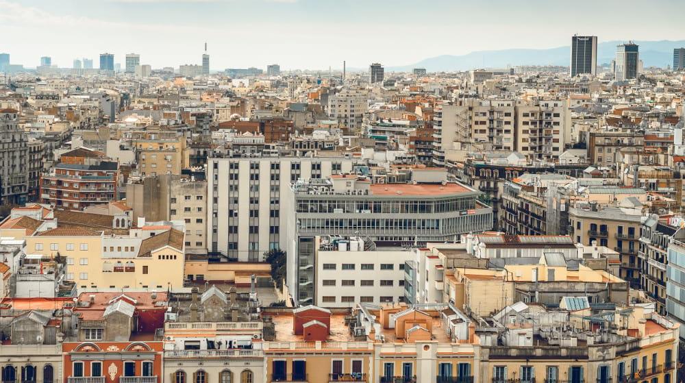 panorámica sant andreu barcelona