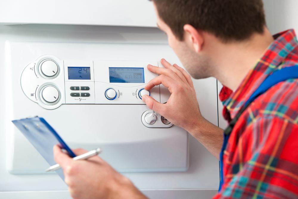 contratar luz y gas experto con caldera