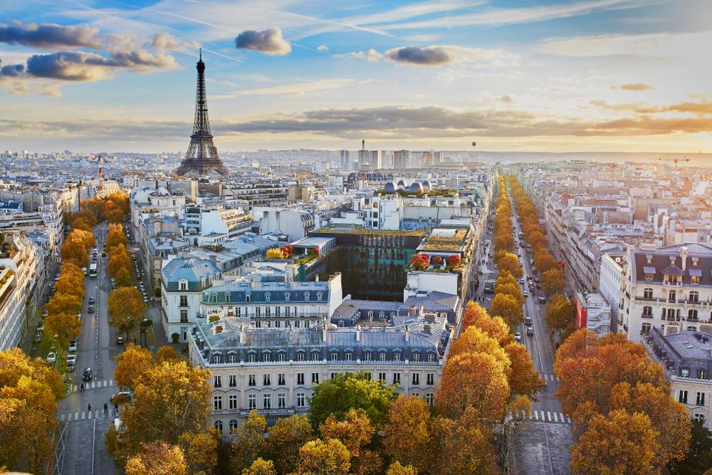 ciudades europeas paris