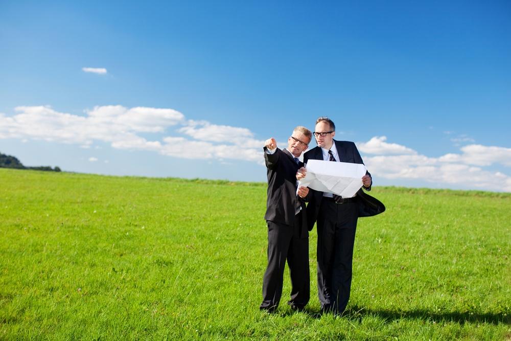 hipoteca autopromoción personas en terreno