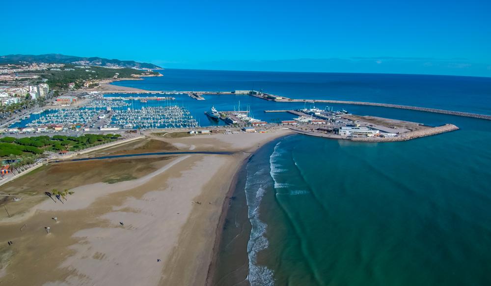 puerto vilanova i la geltrú
