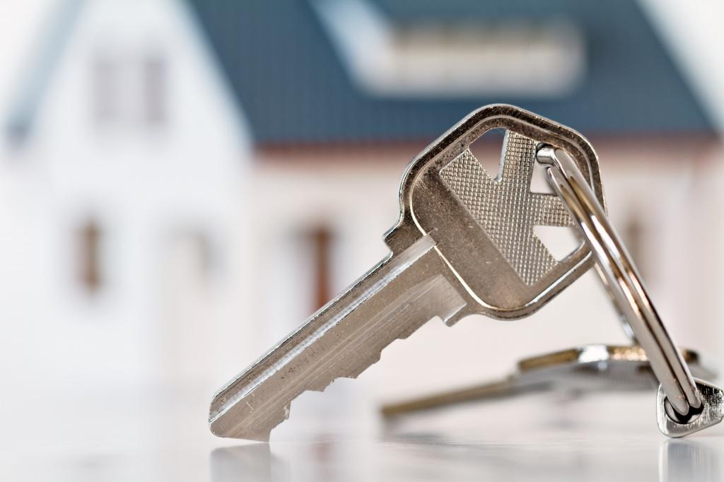 llave de una casa