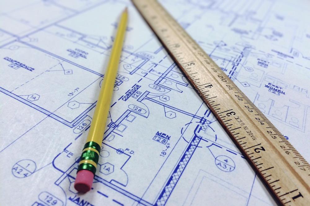 como leer plano casa nueva
