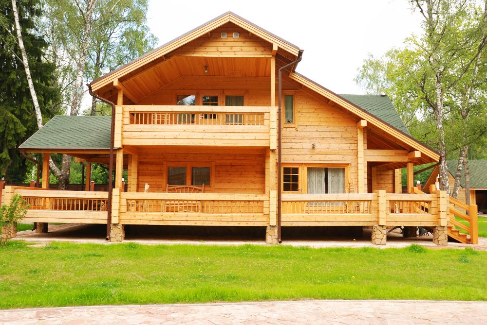 casas prefabricadas madera