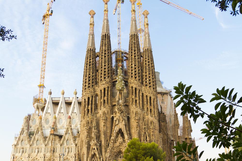 ciudades amantes del arte barcelona
