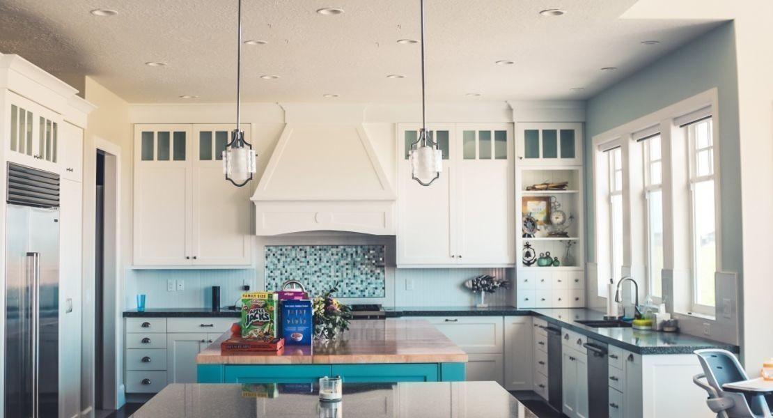 Cocina piso obra nueva